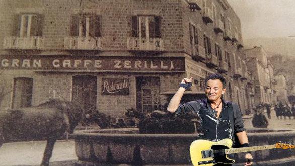Bruce Springsteen pubblica l'autobiografia: Vico Equense è la mia casa